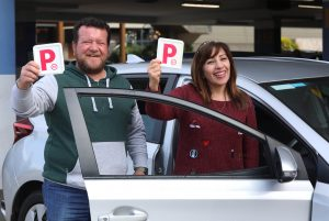 Graduates from our Learner Driver programs